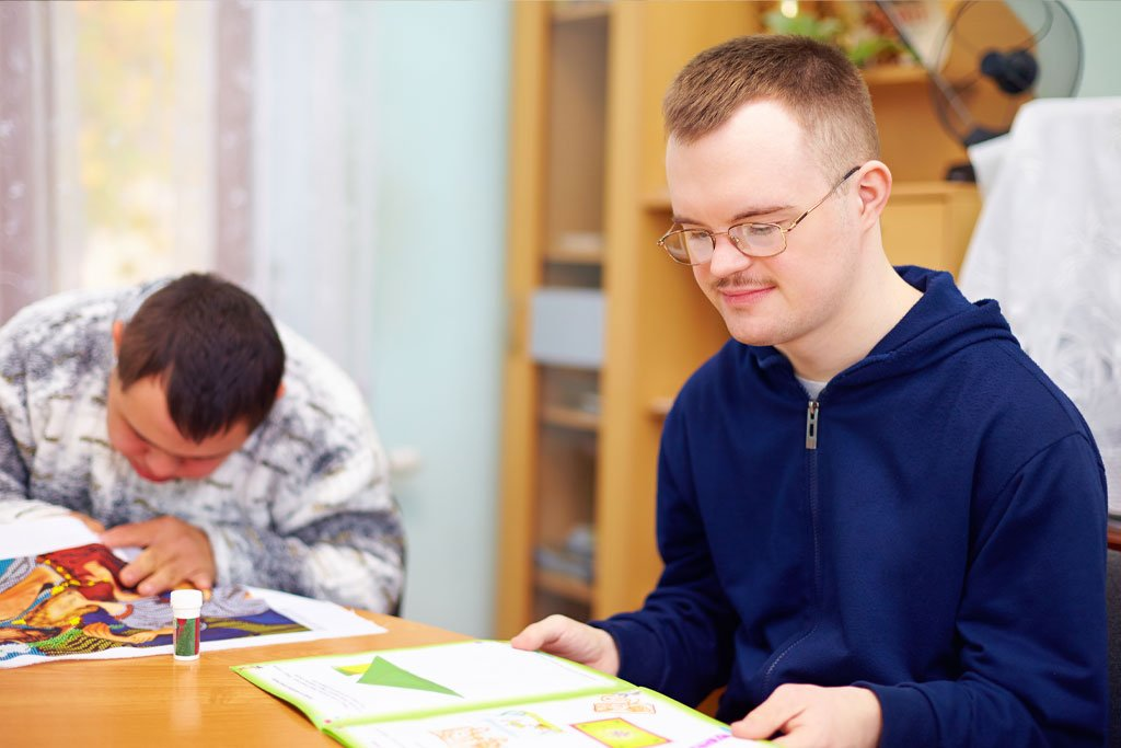 Residential Learning-Disability Care in Bedfordshire