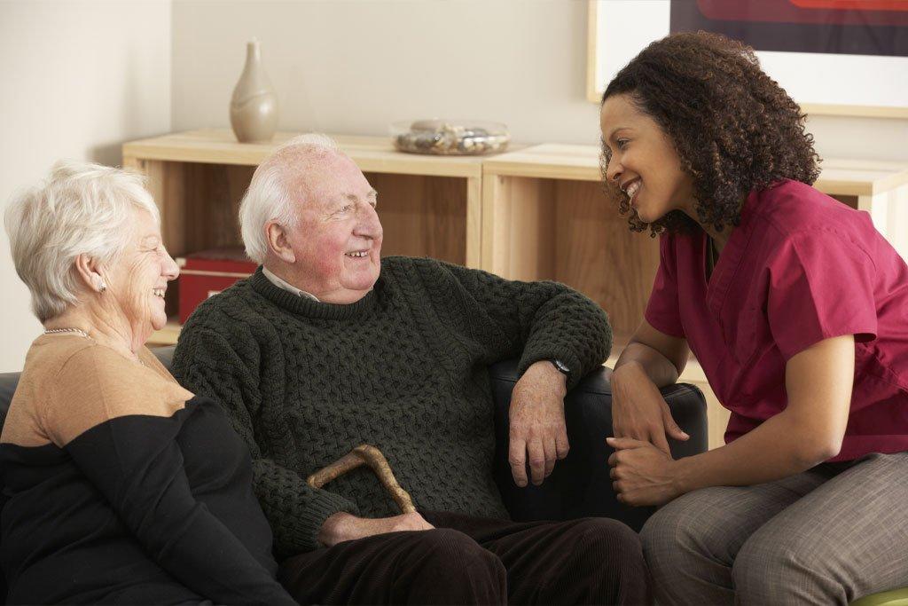 person centred care kempston