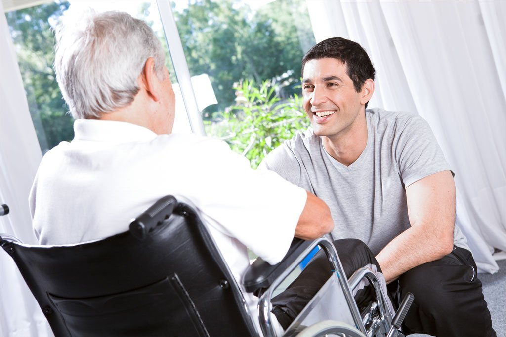 specialist care givers